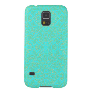Samsung Galaxy S5 Floral abstract background Galaxy S5 Case