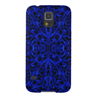 Samsung Galaxy S5 Floral abstract background Galaxy S5 Cover