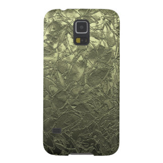 Samsung Galaxy S5 Floral Grunge Relief Case For Galaxy S5