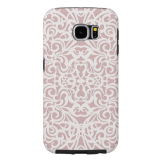 Samsung Galaxy S6 Case Floral abstract
