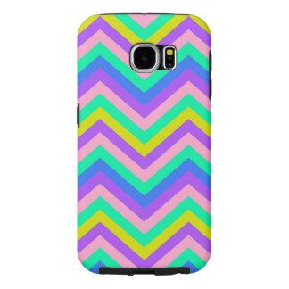 Samsung Galaxy S6 Case Zig Zag Chevron Pattern