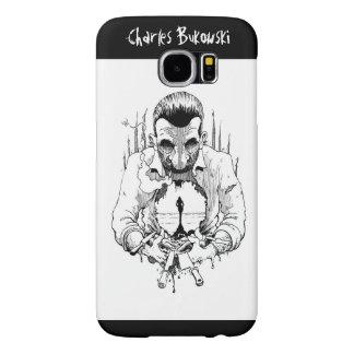 Samsung Galaxy S6 Cover - Charles Bukowski