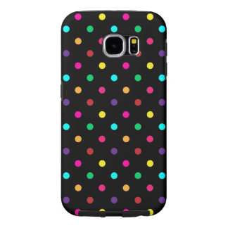 Samsung Galaxy S6 Polka Dots