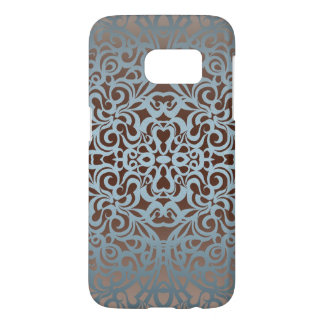 Samsung Galaxy S7 Case Floral Abstract