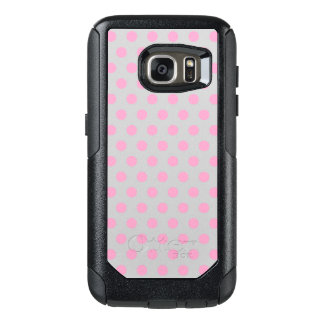 Samsung Galaxy S7 Case Polkadots
