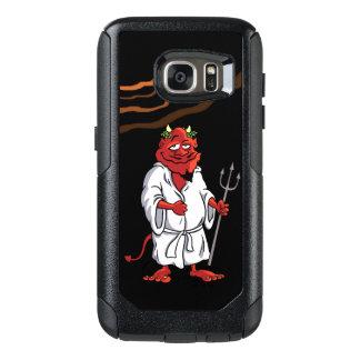 Samsung Galaxy S7 Case with Cartoon Devil
