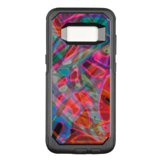 Samsung Galaxy S8 Case Colorful Stained Glass