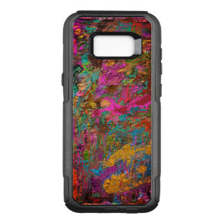 Samsung Galaxy S8+ Case with Abstract Design