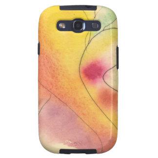 Samsung Galaxy S Art Deco Watercolor Galaxy S3 Case