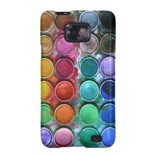 "Samsung Galaxy S Case ""Colour Box"""