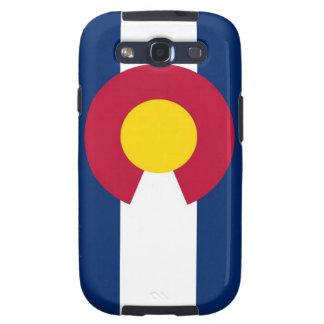 Samsung Galaxy S Case with Flag of Colorado