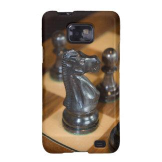 Samsung Galaxy Smartphone Case-Black Knight Galaxy S2 Cases