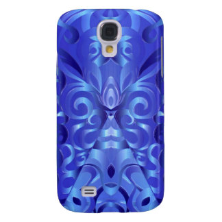 Samsung Glaxy S4 Floral abstract background Galaxy S4 Case