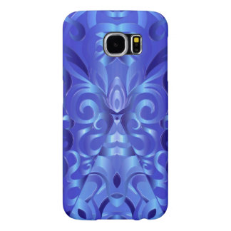 Samsung Glaxy S6 Case Floral Abstract