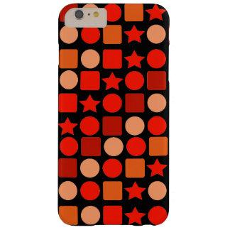 Samsung Nexus Case with Orange Geometrics