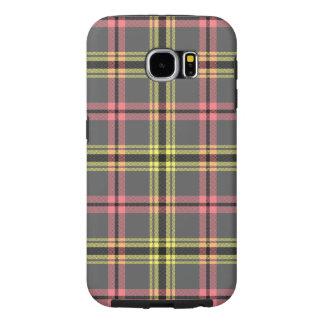 Samsung S6 Galaxy Lady Hampden' S Tartan Samsung Galaxy S6 Cases