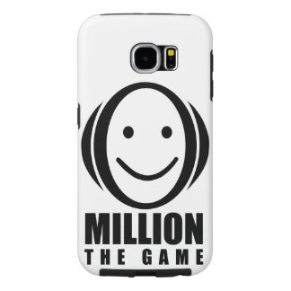 Samsung S6 Million The Game cover Samsung Galaxy S6 Cases