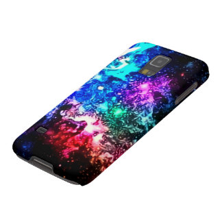 Samsung Space Nebula Galaxy S5 Covers