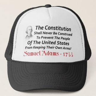 Samuel Adams: Call to Arms! Trucker Hat