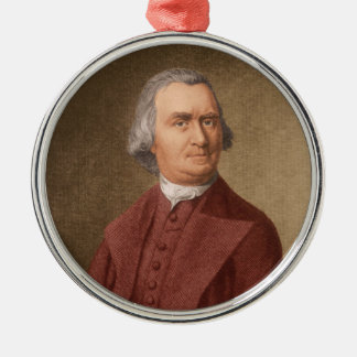 Samuel Adams Christmas Ornament