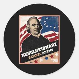 Samuel Adams Revolutionary Stickers