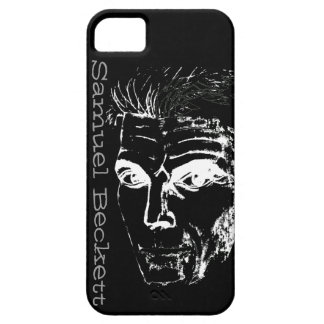 Samuel Beckett iPhone 5 Cases