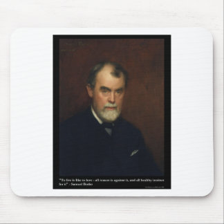 Samuel Butler Live Love Quote Gifts Cards Tees Mousepads