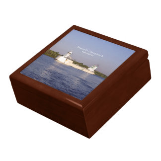 Samuel D. Champlain & Innovation keepsake box