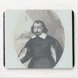 Samuel de Champlain  1854 Mouse Mat