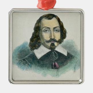 Samuel de Champlain Christmas Ornament