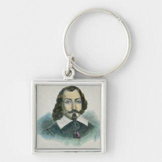 Samuel de Champlain Key Ring