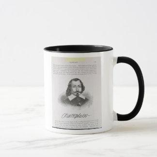 Samuel de Champlain Mug