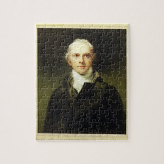 Samuel Lysons (1763-1819) 1799 (oil on canvas) Jigsaw Puzzle