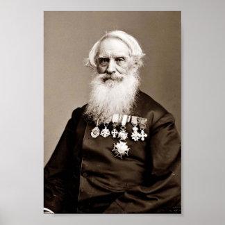 Samuel Morse Photographic Reprint Poster