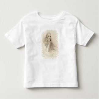 Samuel Rogers, engraved by William Finden T-shirts