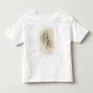 Samuel Rogers, engraved by William Finden Toddler T-Shirt