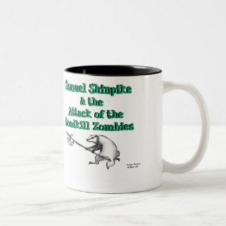 Samuel Shinpike & Roadkill Zombies Mug
