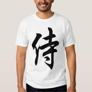 Samurai [侍] - T-Shirt