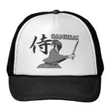 SAMURAI 01 CAP