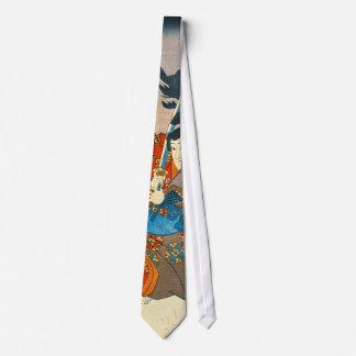 Samurai Actor 1847 Tie