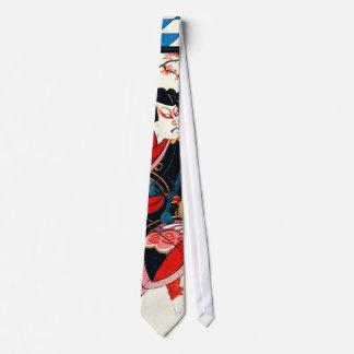 Samurai Actor 1848 Tie