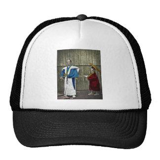Samurai and Servant Trucker Hat