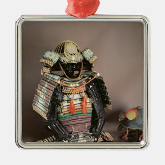 Samurai Armour, Muromachi Period  c.1384 Christmas Ornament