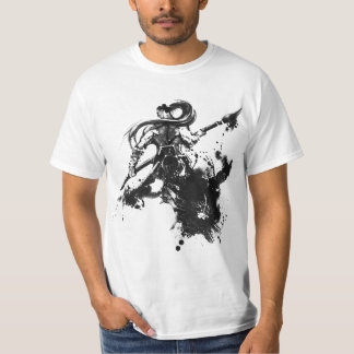 Samurai Artist - Light T-Shirt