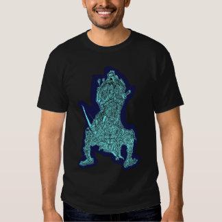 Samurai, by Brian Benson Tshirts