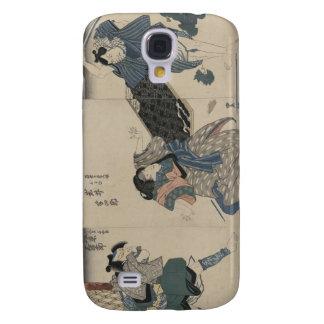 Samurai circa 1800s galaxy s4 case