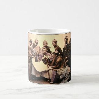 Samurai circa 1868-1869 coffee mug