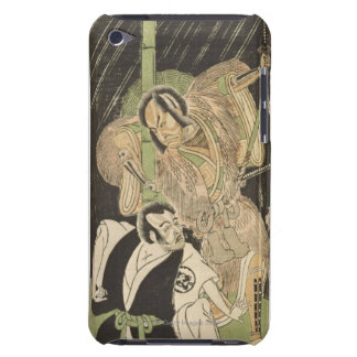 Samurai costumed actors iPod touch cases