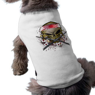 Samurai Dog - PET shirt