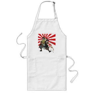 Samurai Flag Apron